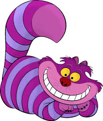 Alice In Wonderland Cartoon Cheshire Cat N4 free image